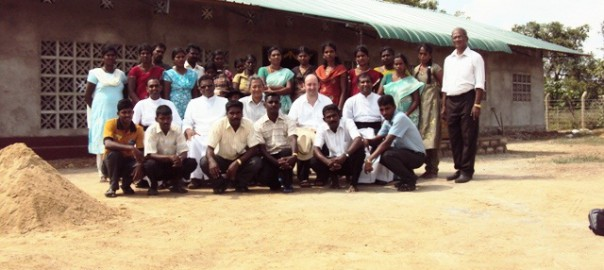 Kilinochchi Out-reach unit of the Claretians opened
