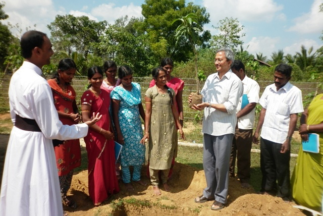 The Out-reach unit of the Claretians in Murikandy is opened
