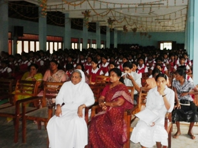 White cane day Awareness Programmes- 2011