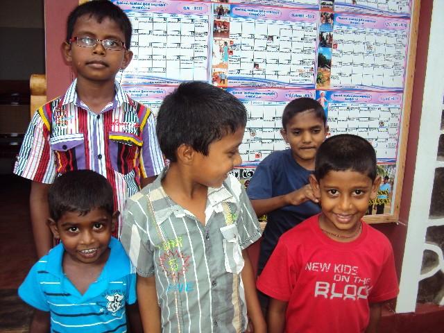 VAROD Sponsor A Child Programme