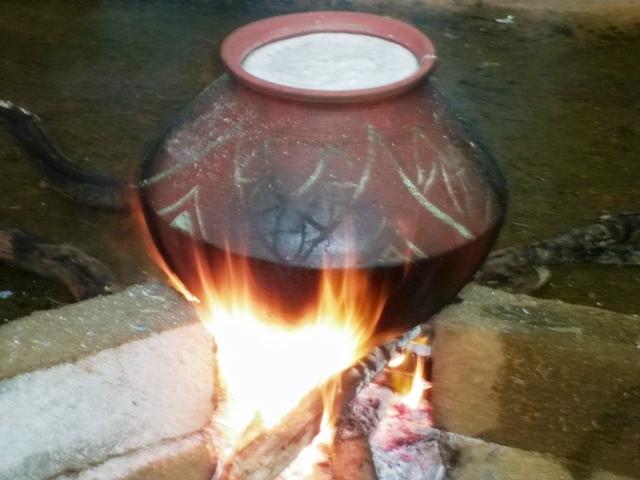 Celebrating the Joy of Thai Pongal- 2012