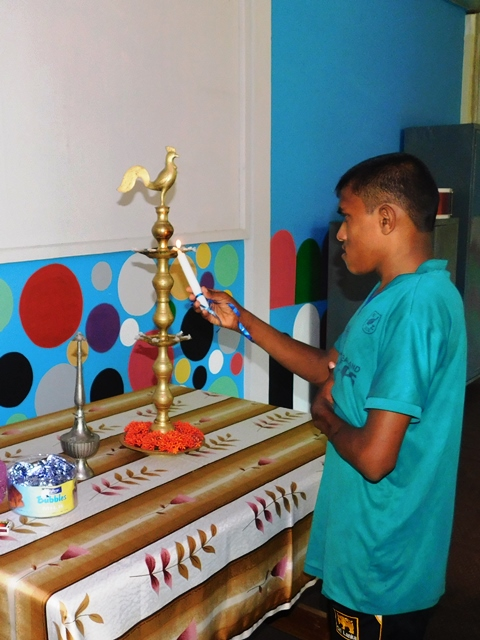 "Opening Play therapy Unit at VAROD; ""It's therapeutic when we play"""