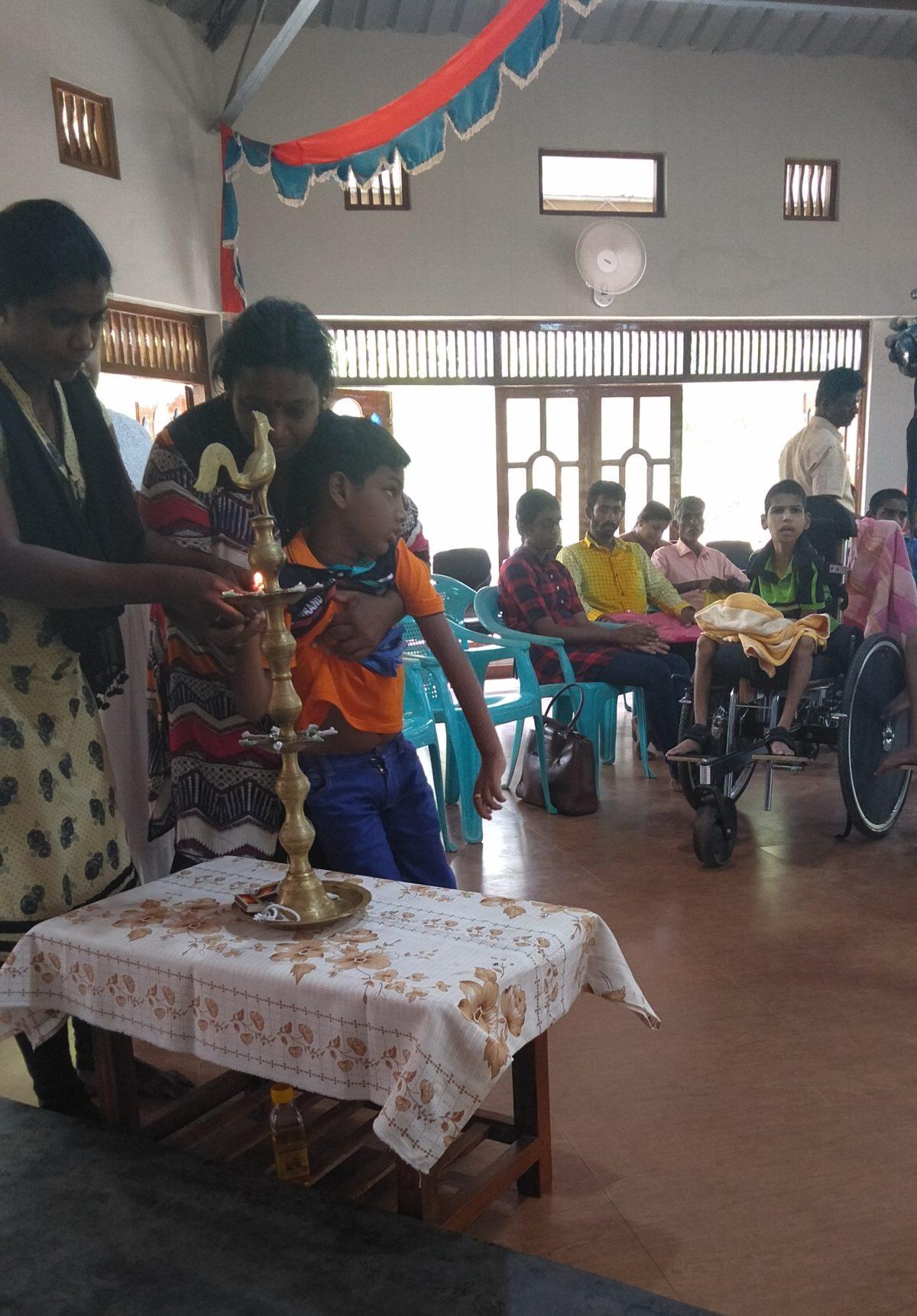 Vavuniya CP Children-Parent Gathering 2019 at VAROD